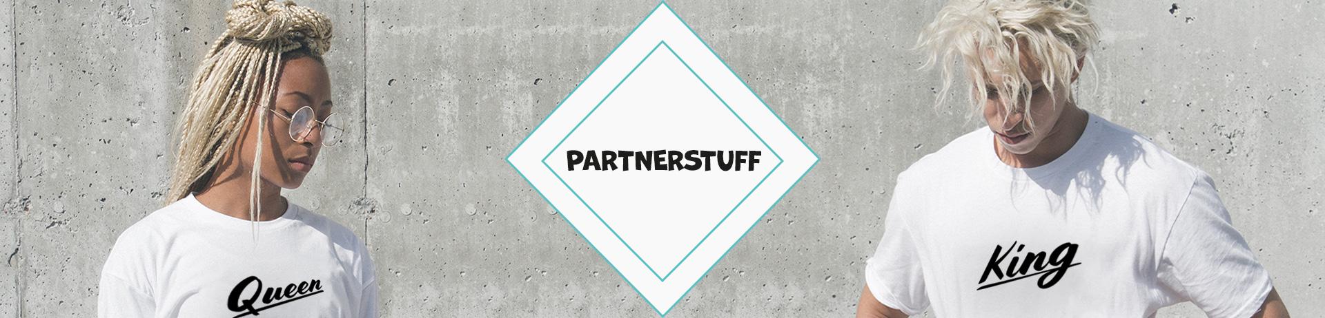 Pärchen Hoodie - Partnerstuff Hoodies | Funshirt38